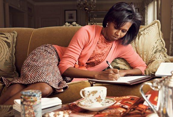 wafanyakazi wa Michele Obama