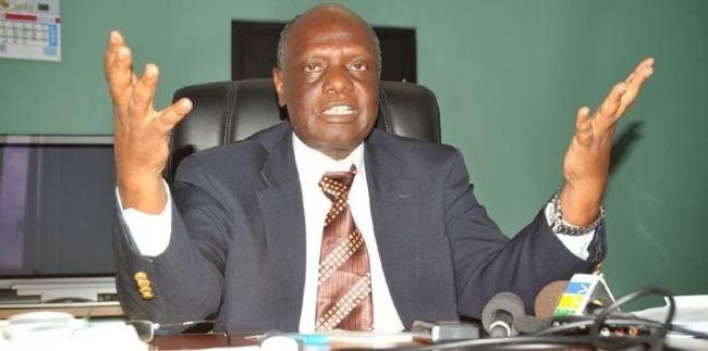 Profesa Juma Kapuya Mbunge Urambo