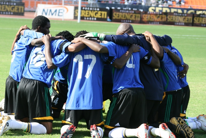 Taifa Stars vs Gambia