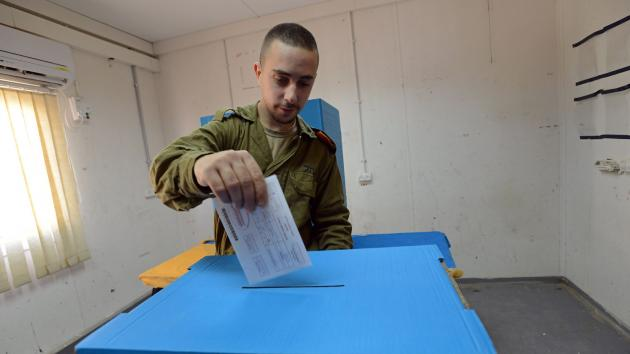 Israel Election 2013