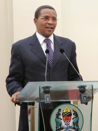 Jakaya Mrisho Kikwete Azindua Vitambulisho vya Taifa