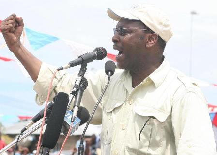 Freeman Mbowe Mwenyekiti wa CHADEMA