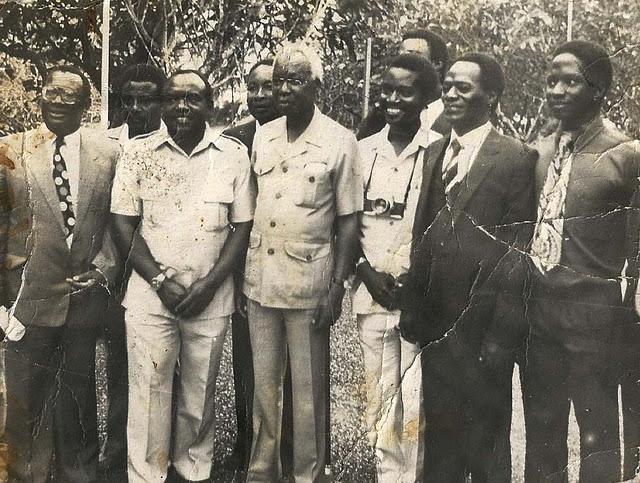 NYERERE- IKULU Pamoja na David Wakati