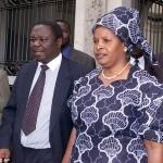 Susan Tsvangirai na Suzan