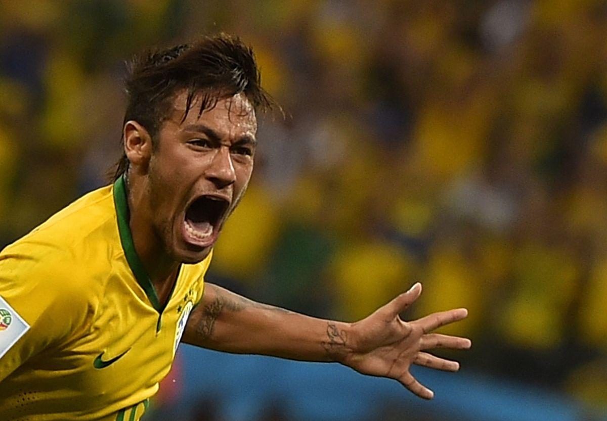 Brazil Kumkosa Neymar na Ujerumani