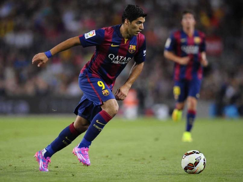 Goli la Kwanza na La maajabu la Luiz Suarez na Barcelona November 2014