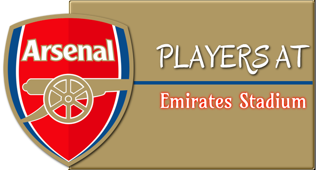 Arsenal Banner and Logo