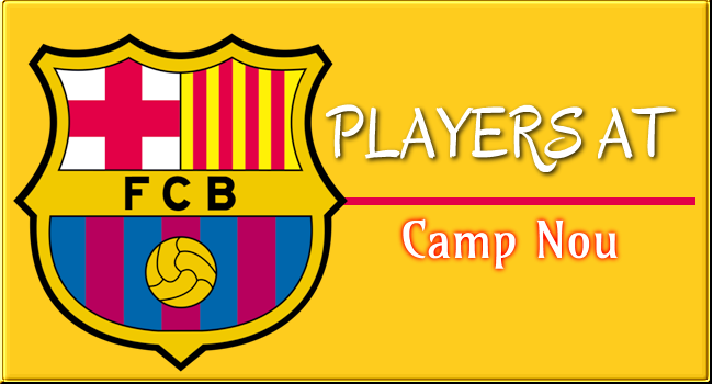 Barcelona Banner and Logo