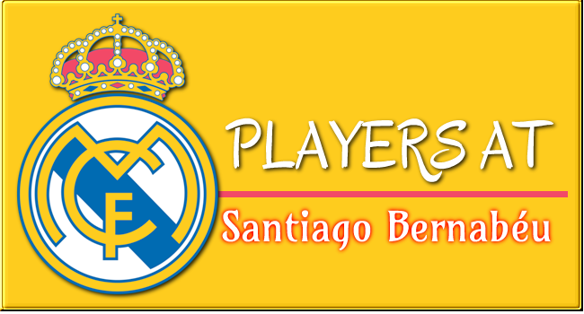 Real Madrid Banner and Logo