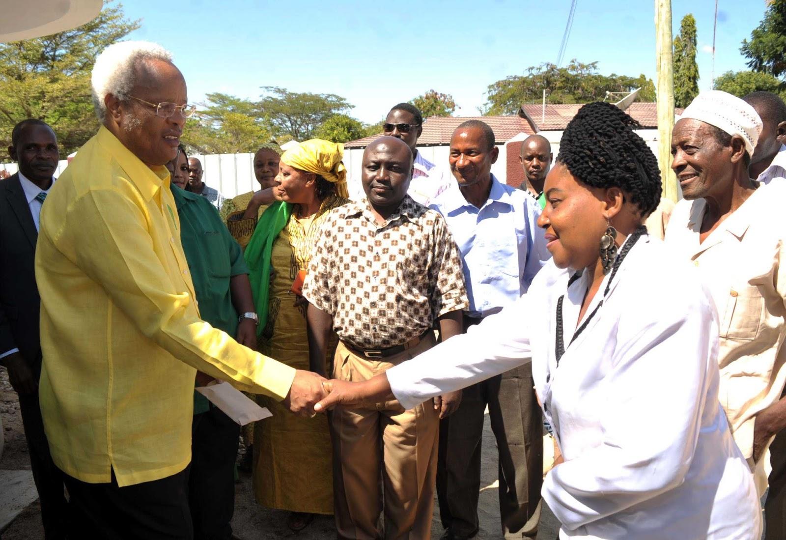 Edward Ngoyai Lowassa Akishukuru Wananchi Baada ya Kutangaza Nia ya Urais 2015