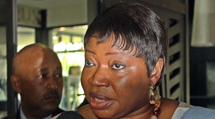 Mwendesha Mashtaka Mkuu wa ICC-Bibi Fatou Bensouda