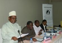 Mwenyekiti wa Tume ya Uchaguzi Zanzibar Salim Jecha Salim Akitangaza Kufuta Matokeo