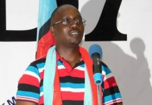 DK. Vincent Mashinji Katibu Mkuu Mpya CHADEMA Machi 2016