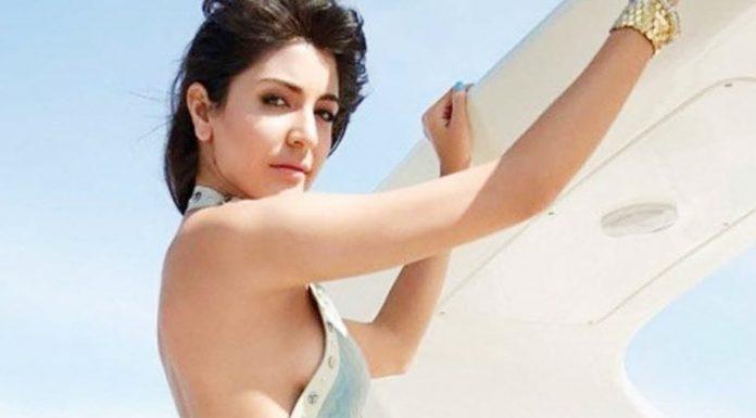 Sexy Photo for Anushka Sharma