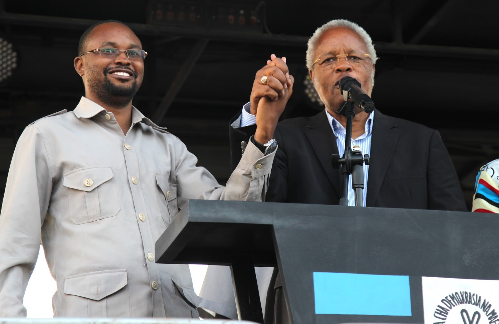 Lowassa, akimnadi John Mnyika Kibamba